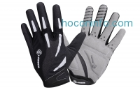 ihocon: 4ucycling Cycling Lambda Gel Padded Super Breathable Gloves