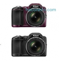 ihocon: Nikon COOLPIX L830 16MP 34x高倍數變焦數位相機 Digital Camera