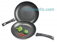 ihocon: Kitchen Pro by WearEver Nonstick Fry Pans, 10 and 12-Inch, 2-Piece Set
