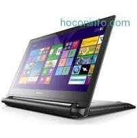 ihocon: Lenovo Flex 2-15D 15.6 HD 2-in-1 Touchscreen Laptop (59418211) (A6-6310 4GB 500GB 1366x768)
