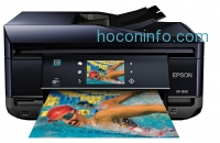 ihocon: Epson Expression Home XP-850 Wireless Color Photo Printer with Scanner, Copier & Fax