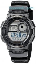 ihocon: Casio Men's AE-1000W-1AVDF Resin Sport Watch