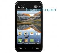 ihocon: Verizon Wireless 無合約預付智慧手機 Prepaid LG Optimus Zone 2 No-Contract Cell Phone