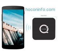 ihocon: Coocheer®Wireless Charging for All Qi-Enabled Devices(AC Adapter not included)