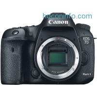 ihocon: Canon 7D Mark II 20.8MP 單反機身 DSLR Camera (Body Only)