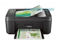 ihocon: Canon PIXMA MX492 Wireless Small All-In-One Business Printer with Mobile or Tablet Printing, and AirPrint and Google Cloud Print Compatible