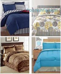 ihocon: 8 Piece Reversible Bed in Bag - 多款可選
