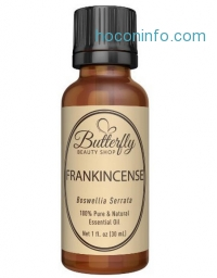 ihocon: Butterfly Beauty Shop 100% Pure Frankincense Essential Oil (30 mL)乳香精油