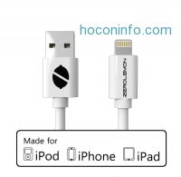 ihocon: [Apple Mfi Certified] / Zerolemon® Lightning to USB Data and Charge Cable/ 3m