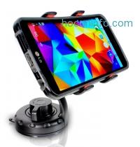 ihocon: ISOSGear Smartphone Dashboard, Windshield, or Desk Mount