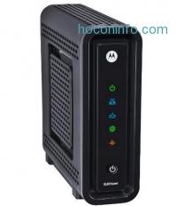 ihocon: ARRIS / Motorola SurfBoard SB6121 DOCSIS 3.0 Cable Modem (Certified Refurbished)