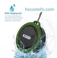 ihocon: VicTsing 防水藍芽無線麥克風喇叭 Wireless Bluetooth 3.0 Waterproof Outdoor / Shower Speaker