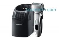 ihocon: Panasonic Arc3 3刀頭乾/濕兩用男士電動刮鬍刀-附清潔系統 3-Blade Shaver w/ Auto Cleaner ES-LT71-S