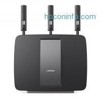 ihocon: Linksys AC3200 Tri-Band Smart Wi-Fi Router with Gigabit and USB (EA9200-4A)