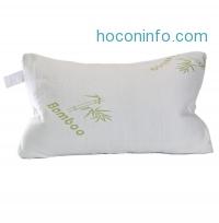 ihocon: Original Bamboo Pillow with Adaptive Memory Foam
