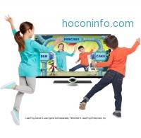 ihocon: LeapFrog LeapTV 跳跳蛙電視遊戲教學系統 Educational Active Video Game System