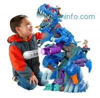 ihocon: Fisher-Price Imaginext Ultra T-Rex - Ice