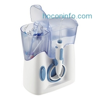 ihocon: H2ofloss Water Dental Flosser Quiet Design(50db) With 12 Multifunctional Tips沖牙機