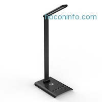 ihocon: LE Dimmable LED Desk Lamp 光線微調護眼桌燈