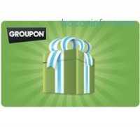 ihocon: $100 Groupon Gift Card只賣$90 - Via Fast Email delivery