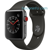 ihocon: Apple Watch Series 3 42mm Smartwatch (GPS + Cellular)