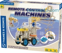 ihocon: Thames & Kosmos Remote Control Machines組合遙控玩具