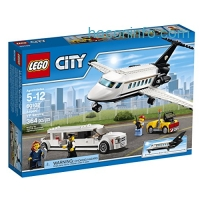 ihocon: LEGO City Airport 60102 Airport VIP Service Building Kit (364 Piece)