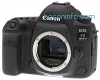 ihocon: Canon EOS 5D Mark IV Digital SLR Camera (Body Only)