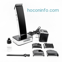 ihocon: TRYM II - The Rechargeable Modern Hair Clipper Kit充電式電動理髮器/除毛刀