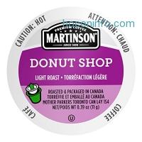 ihocon: Martinson Coffee, Donut Shop, 24 Single Serve RealCups膠囊咖啡