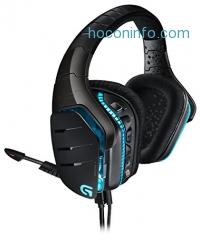 ihocon: Logitech G633 981-000586 Artemis Spectrum RGB 7.1 Surround Sound Gaming Headset遊戲耳機