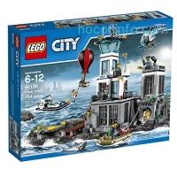 ihocon: LEGO CITY Prison Island 60130