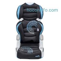 ihocon: Evenflo Big Kid AMP Booster Car Seat, Sprocket