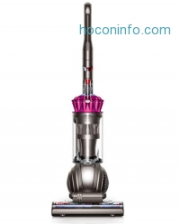 ihocon: Dyson Ball Animal Complete Upright Vacuum with Bonus Tools, Fuchsia (Certified Refurbished)