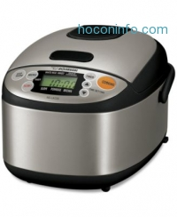 ihocon: Zojirushi 象印電飯鍋 MICOM 3-Cup Rice Cooker & Warmer NS-LAC05XT
