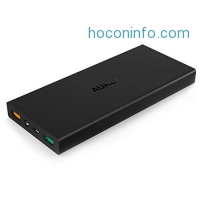 ihocon: AUKEY 16000mAh Portable Charger with Qualcomm Quick Charge 3.0 行動電源
