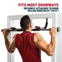 ihocon: Perfect Fitness Multi-Gym Doorway Pull Up Bar and Portable Gym System