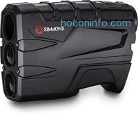 ihocon: Simmons 801600 Volt 600 Laser Rangefinder, Black