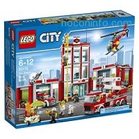 ihocon: LEGO CITY Fire Station 60110
