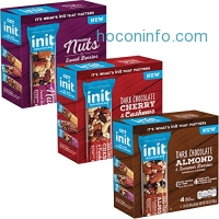ihocon: Init Nut & Fruit Bars, Variety Pack, 12 Count