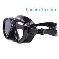 ihocon: Whale High Quality Swimming Scuba Diving Goggle游泳潛蛙鏡