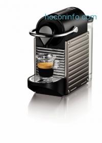 ihocon: Nespresso Pixie Espresso Maker, Electric Titan