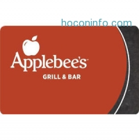 ihocon: $50 Applebee's Bar & Grill Gift Card只賣$40 - Fast Email Delivery