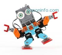 ihocon: UBTECH Jimu Robot DIY Buzzbot/Muttbot Robotics Kit 互動益智積木機器人