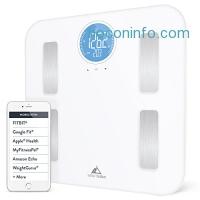 ihocon: Weight Gurus WiFi Smart Connected Body Fat Scale無線智能體脂體重計