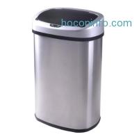 ihocon: [免觸碰] 13-Gallon自動感應垃圾桶