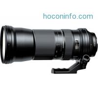 ihocon: Tamron SP 150-600mm f/5-6.3 Di VC USD Lens for Canon