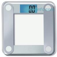 ihocon: EatSmart Precision Digital Bathroom Scale體重計