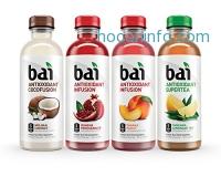 ihocon: Bai Mountainside Variety Pack, Antioxidant Infused Beverages, 18 Fl. Oz. Bottles (Pack of 12)