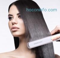 ihocon: KINGDOMCARES Hair Straightener Brush